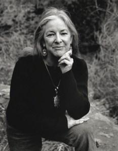 Portrait of Native American writer Linda Hogan. --- Image by © Christopher Felver/Corbis